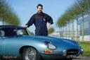 Jaguar E-type 3.8 OTS restoration