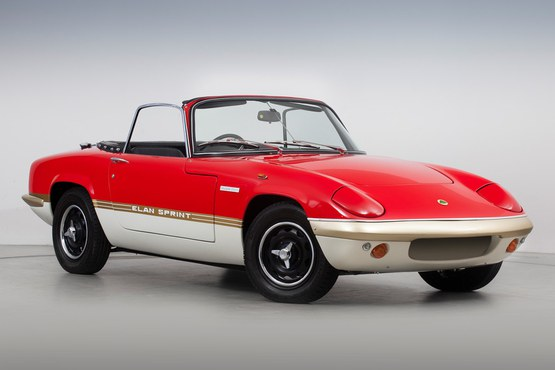 New parts for your classic LOTUS