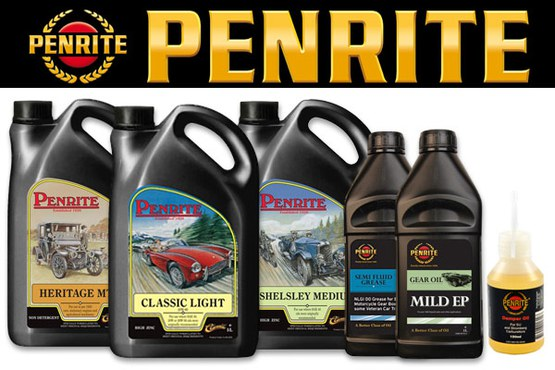We sell Penrite Oil