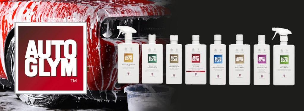 Autoglym products