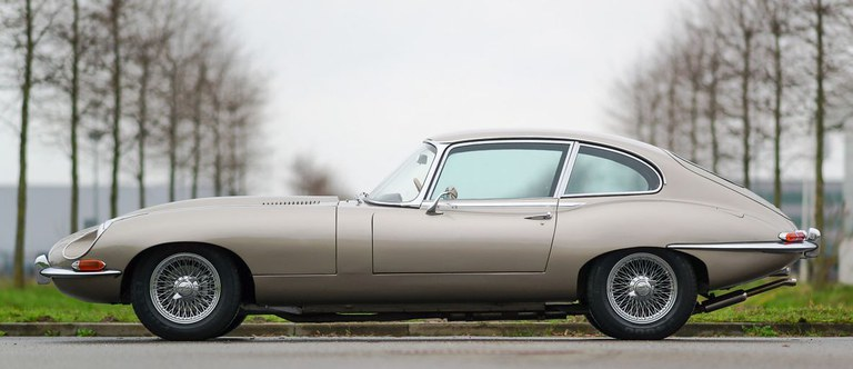 Parts for Jaguar E-type