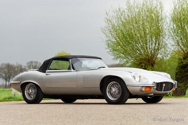 Jaguar E-type parts
