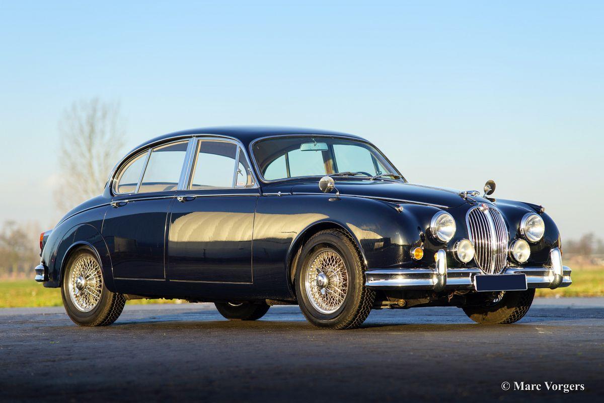 Jaguar MK2 parts