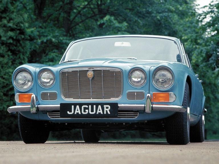 Jaguar XJ6 parts