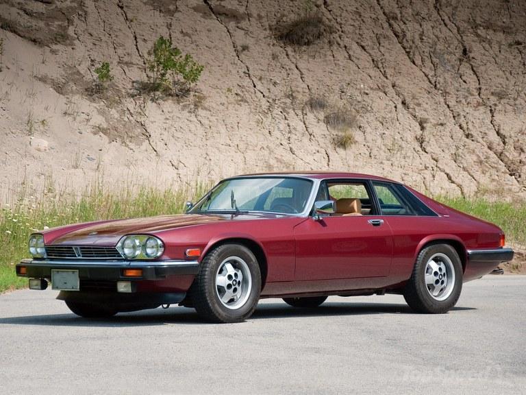 Jaguar XJS parts