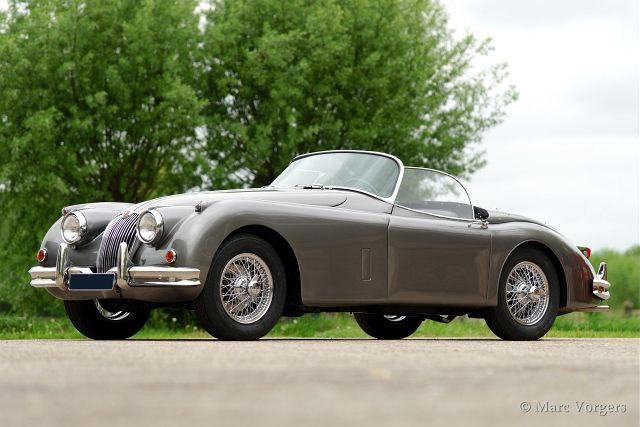 Jaguar XK parts