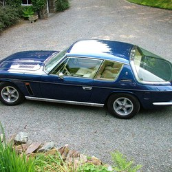 Jensen Interceptor parts