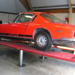 Lotus Elan parts and service