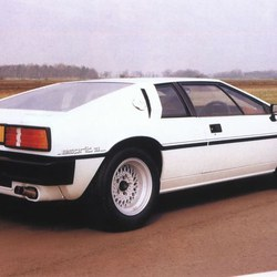 Lotus Esprit parts and service