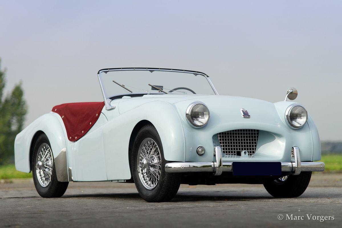 Triumph TR2 parts