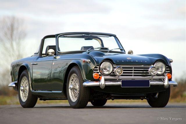 Triumph TR4 parts