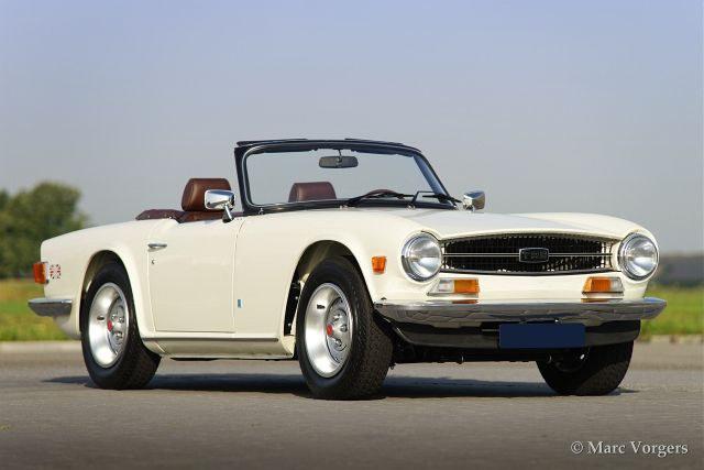 Triumph TR6 parts