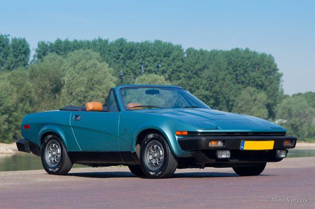 Triumph TR7 parts