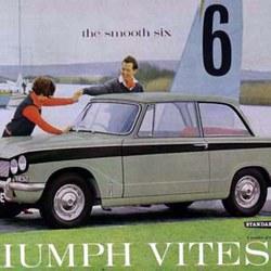 Triumph Vitesse parts