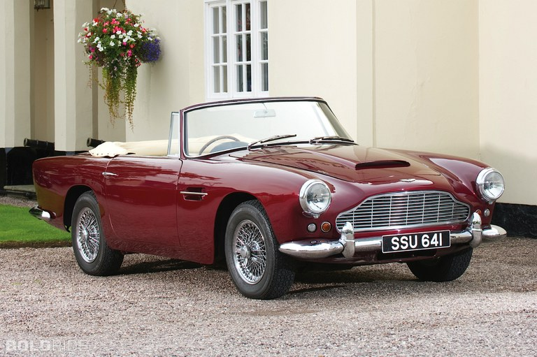Parts for your classic Aston Martin